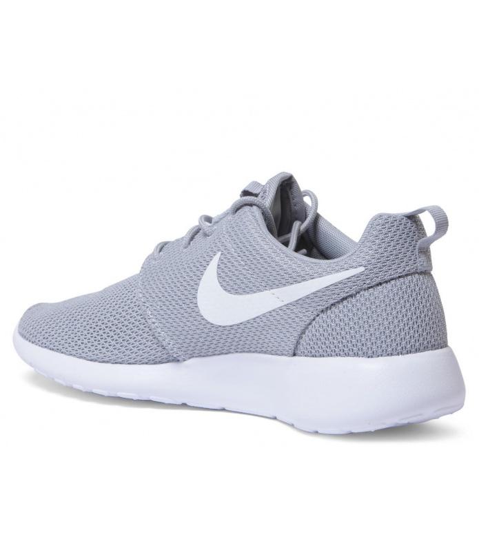 Nike Nike Shoes Rosherun grey wolf grey/white