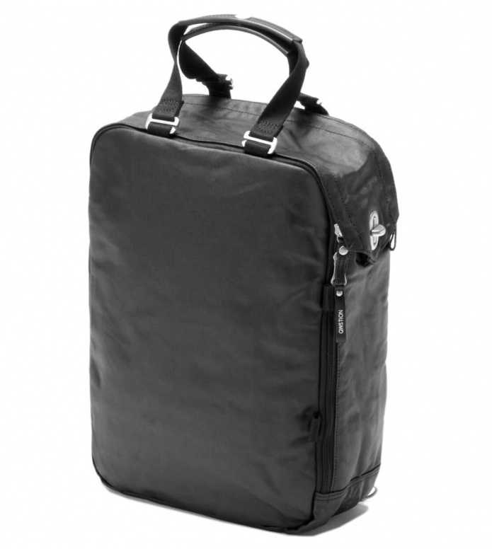 Qwstion Qwstion Bag Daypack organic jet black