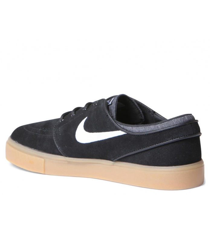 Nike SB Nike SB Shoes Zoom Janoski black/white gum light brwon