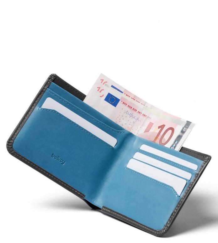 Bellroy Bellroy Wallet Hide & Seek HI RFID grey charcoal