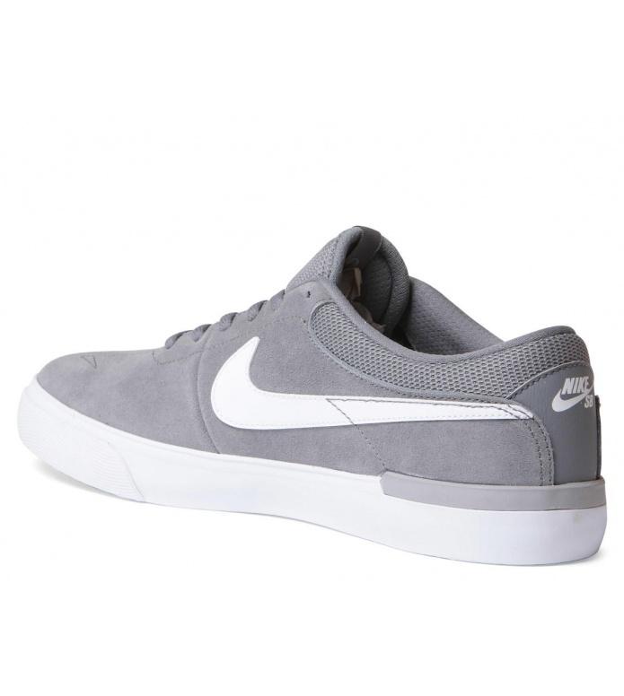 Nike SB Nike SB Shoes Koston Hypervulc grey cool/white-wolf grey