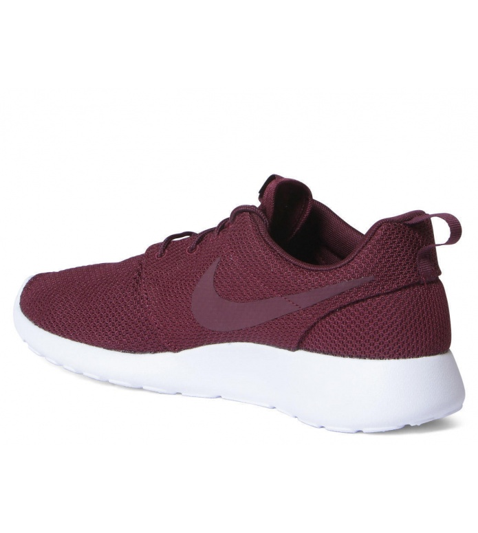 Nike Nike Shoes Rosherun One red night maroon/white