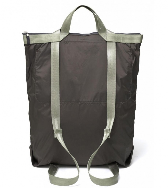Qwstion Qwstion x Sibylle Stöckli bag travel Shopper forest green