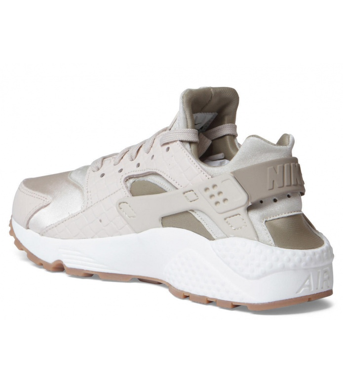 Nike Nike W Shoes Air Huarache Run PRM beige oatmeal/khaki sail