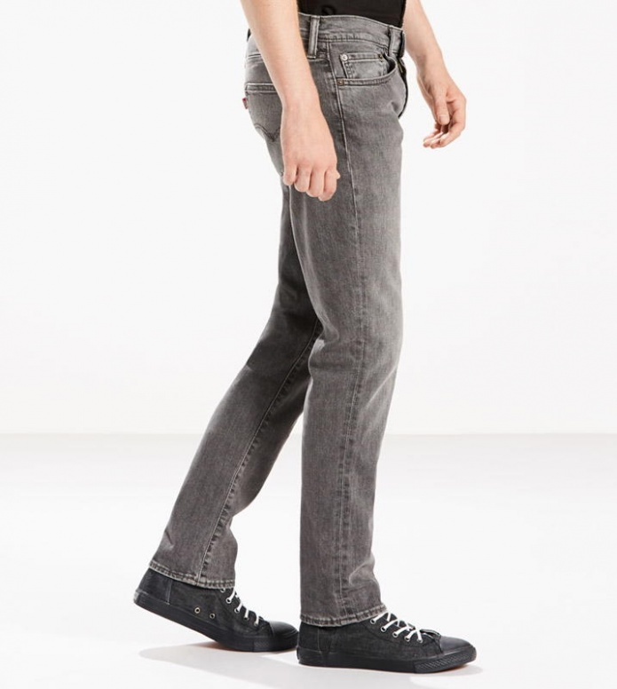 Levis Levis Jeans 511 Slim Fit grey berry hill