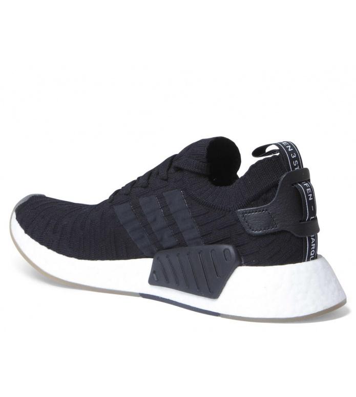 adidas Originals Adidas Shoes NMD R2 Primeknit blackcore/coreblack/coreblack