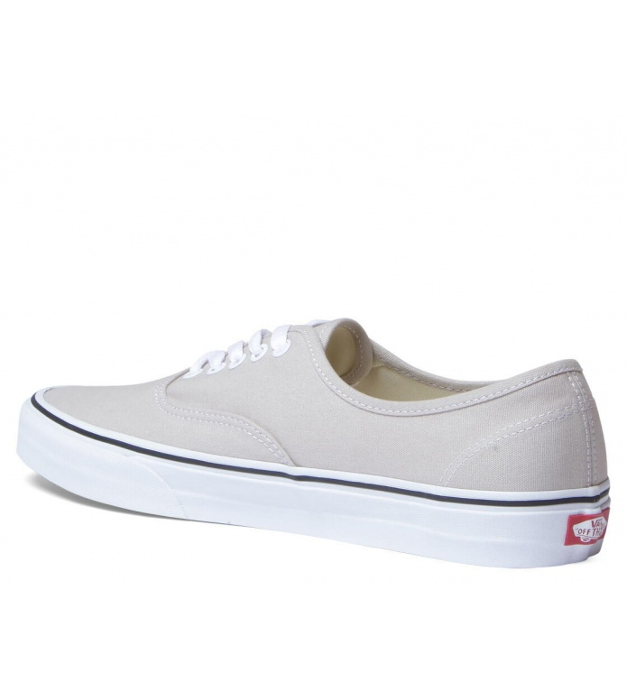 Vans Vans Shoes Authentic grey silver lining/true white