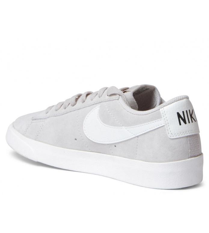 Nike Nike W Shoes Blazer Low SD grey desert sand/sail-sail