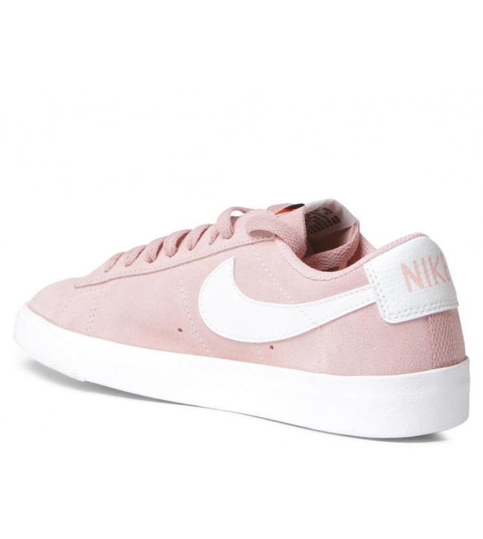 Nike Nike W Shoes Blazer Low SD pink coral stardust/sail-sail
