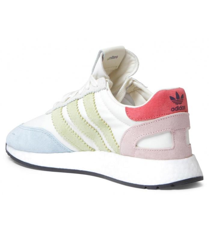 adidas Originals Adidas Shoes Iniki Pride white cream/footwear white/core black