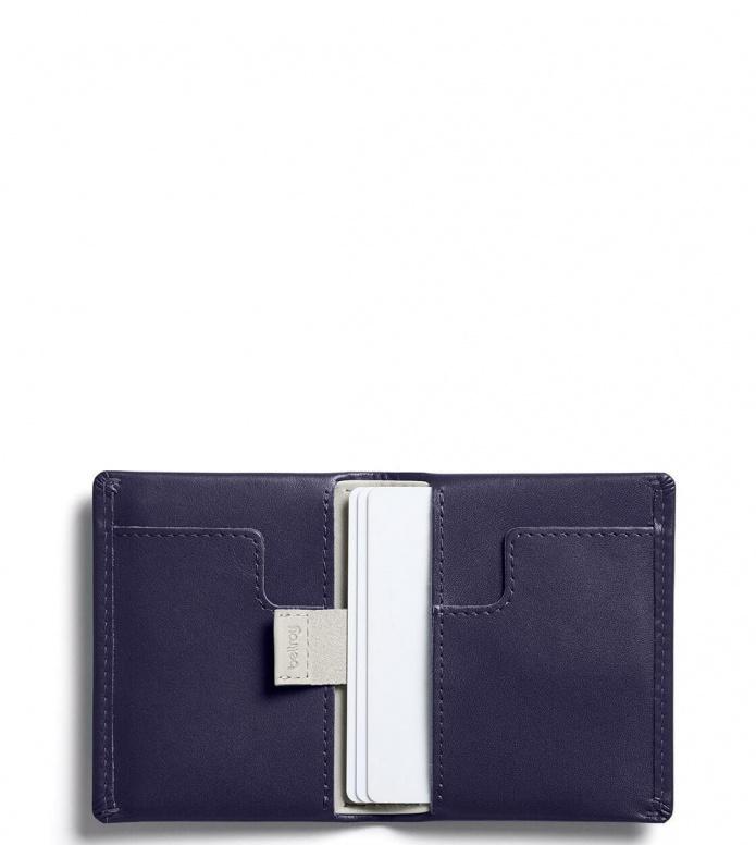 Bellroy Bellroy Wallet Slim Sleeve blue navy