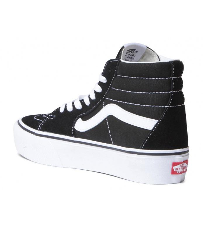 Vans Vans W Shoes Sk8-Hi Platform 2 black/true white