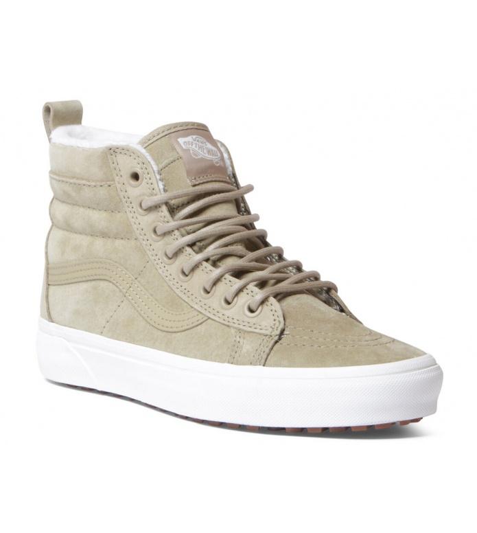 Vans Vans W Shoes Sk8-Hi MTE beige cornstalk/marshmallow