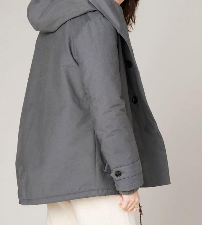 Sessun Sessun W Coat Sandison grey plum