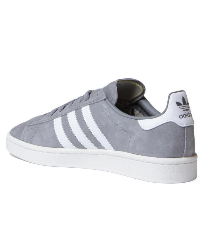 adidas Originals Adidas Shoes Campus grey three/footwear white/chalk white