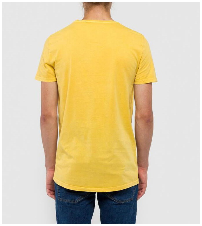 Revolution (RVLT) Revolution T-Shirt 1006 yellow