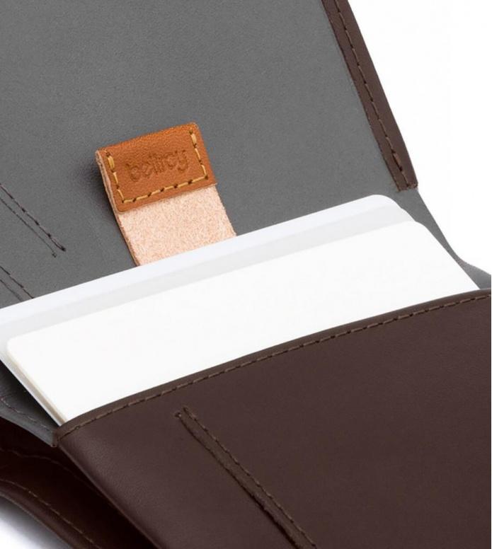 Bellroy Bellroy Wallet Note Sleeve II RFID brown java