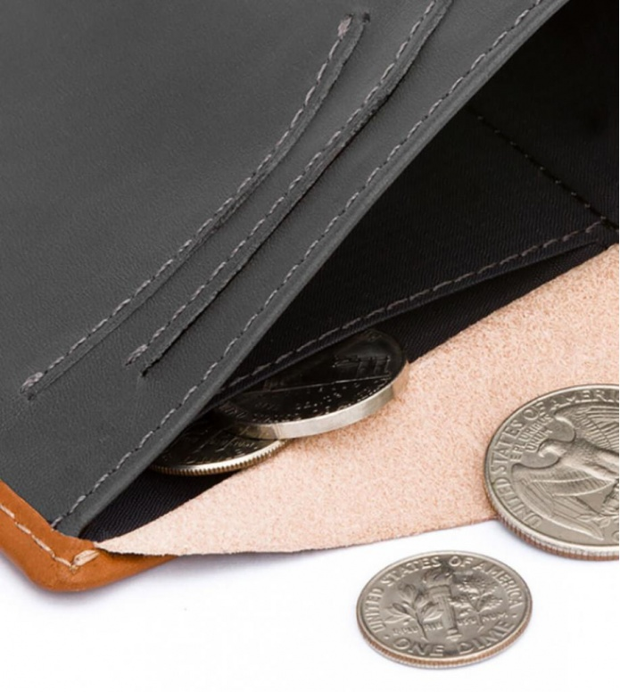 Bellroy Bellroy Wallet Note Sleeve II RFID brown caramel