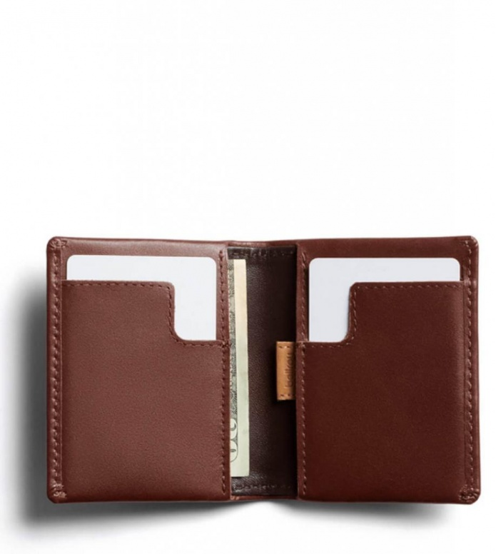 Bellroy Bellroy Wallet Slim Sleeve brown cocoa java