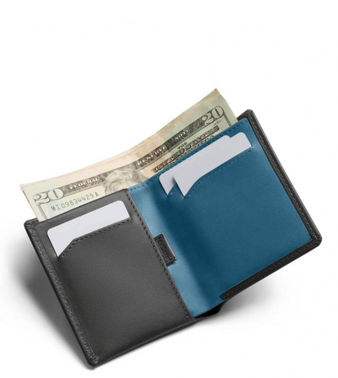 Bellroy Bellroy Wallet Note Sleeve II RFID grey charcoal