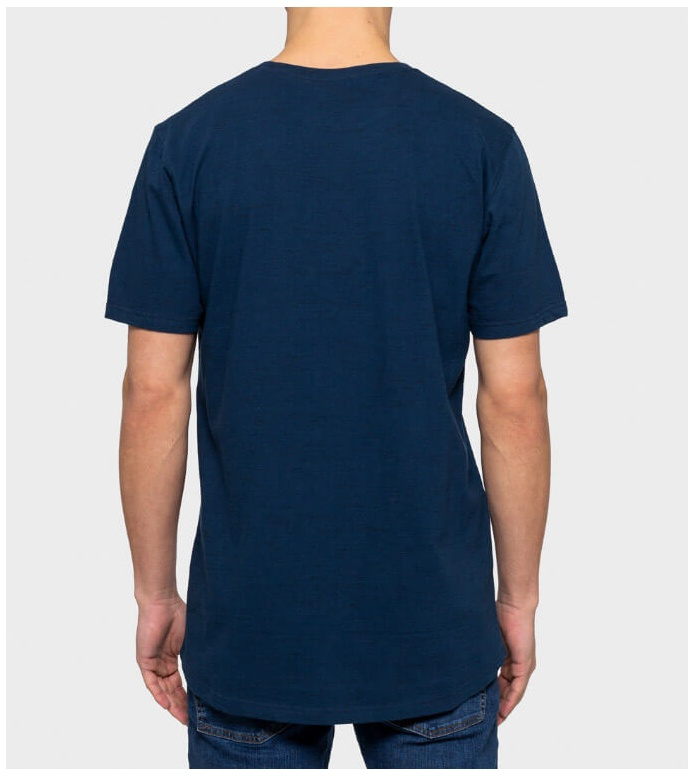 Revolution (RVLT) Revolution T-Shirt 1149 blue navy