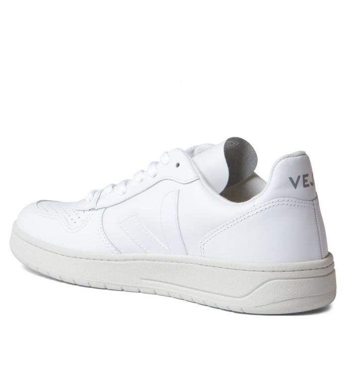 Veja Veja Shoes V-10 Leather white extra