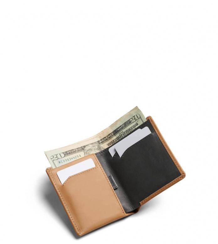 Bellroy Bellroy Wallet Note Sleeve II RFID brown tan