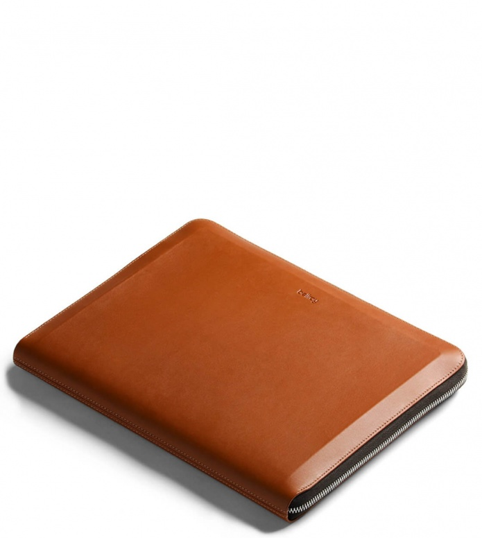 Bellroy Bellroy Tech Folio brown caramel
