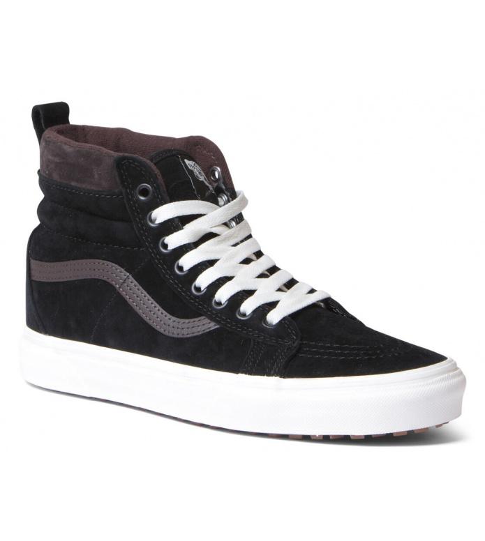 Vans Vans Shoes Sk8-Hi MTE black/chocolate torte