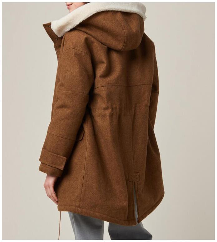 Sessun Sessun W Coat Sundance brown savana
