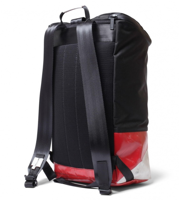 Freitag Freitag ToP Backpack Carter red/white