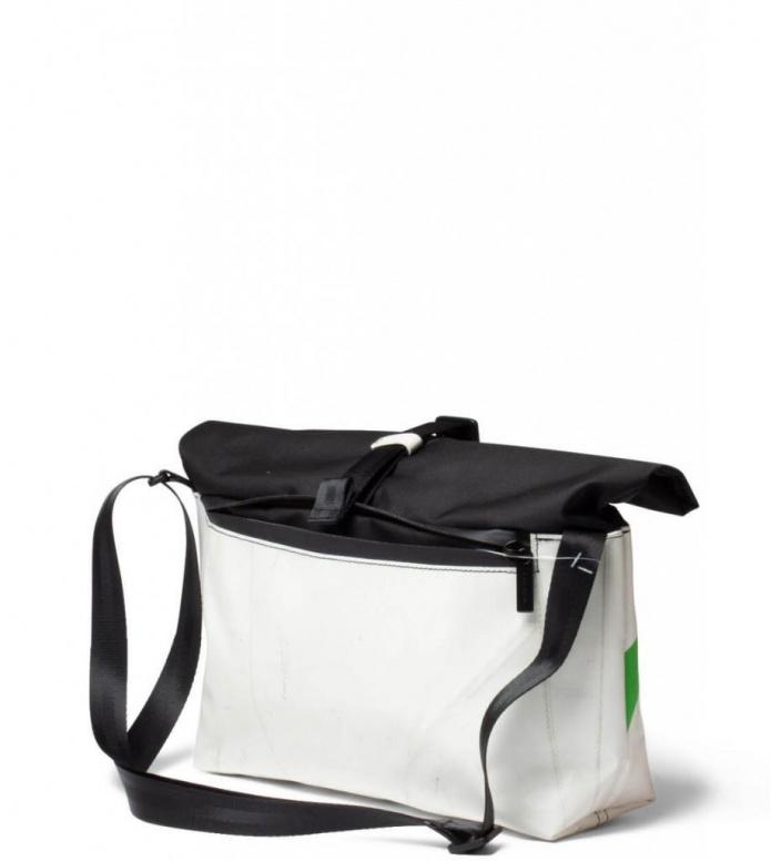 Freitag Freitag ToP Bag Rollin white/green