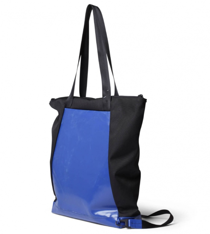 Freitag Freitag ToP Tote Bag Davian black/blue/pink