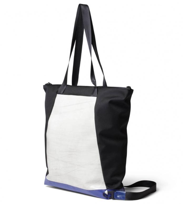 Freitag Freitag ToP Tote Bag Davian black/blue/white