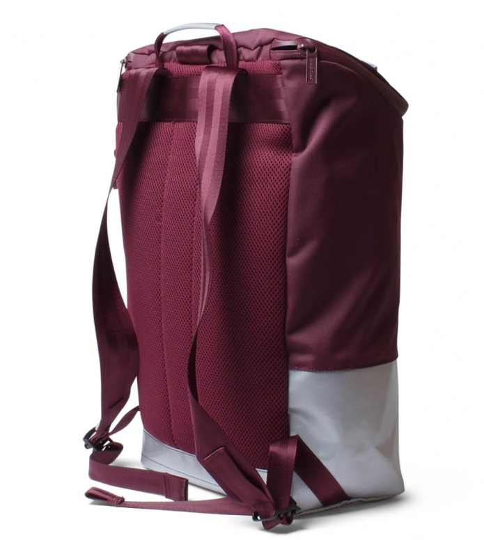 Freitag Freitag ToP Backpack Carter red marsale/silver