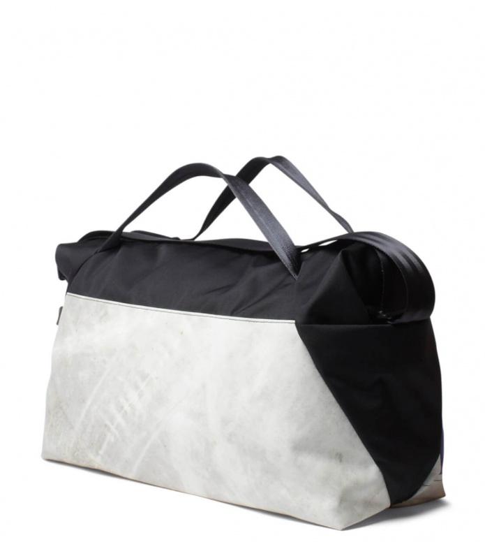 Freitag Freitag ToP Sportsbag Jimmy black/white/blue