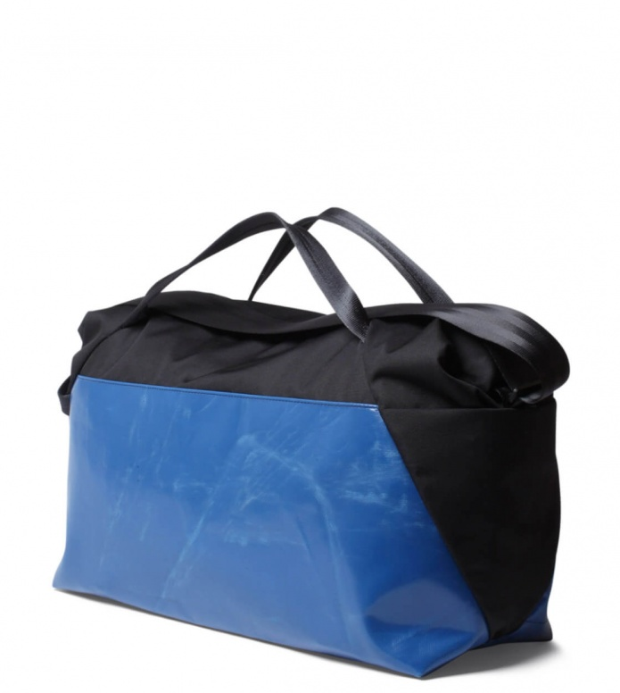 Freitag Freitag ToP Sportsbag Jimmy black/blue