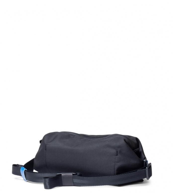 Freitag Freitag ToP Hip Bag Phelps black/grey/blue