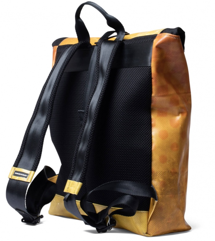 Freitag Freitag Backpack Clapton orange/yellow