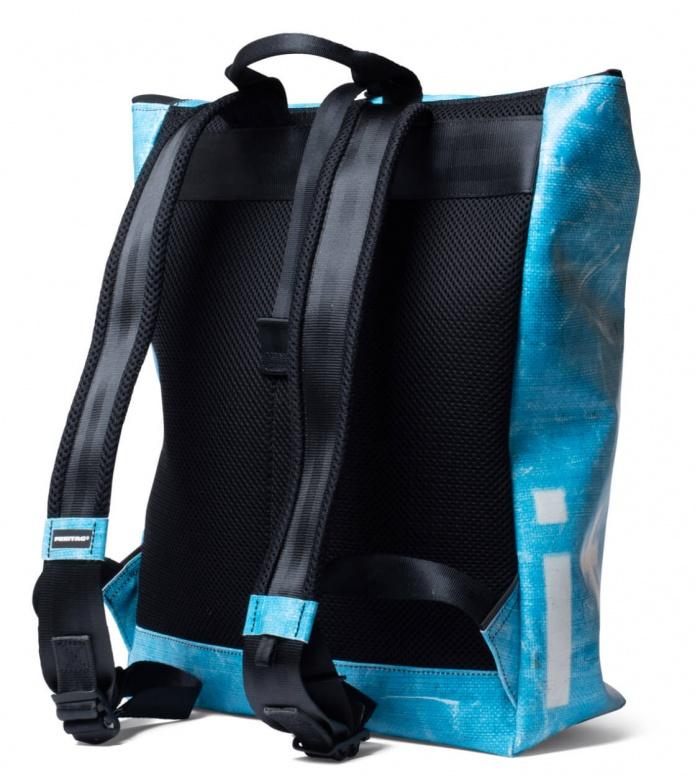 Freitag Freitag Backpack Clapton blue/white