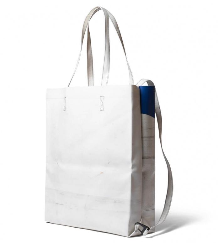Freitag Freitag Bag Julien white/blue
