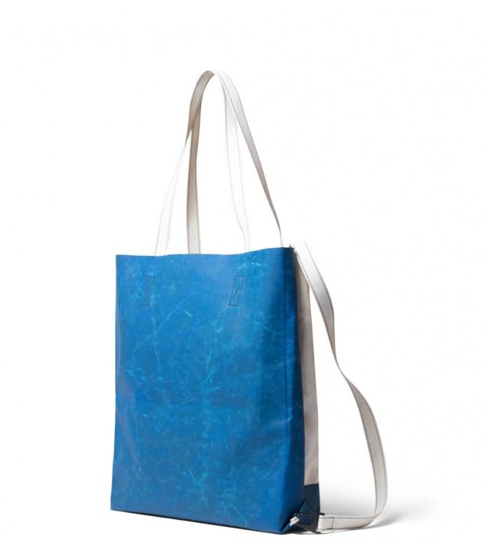 Freitag Freitag Bag Maurice blue/white