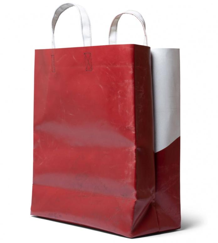 Freitag Freitag Bag Miami Vice red/white