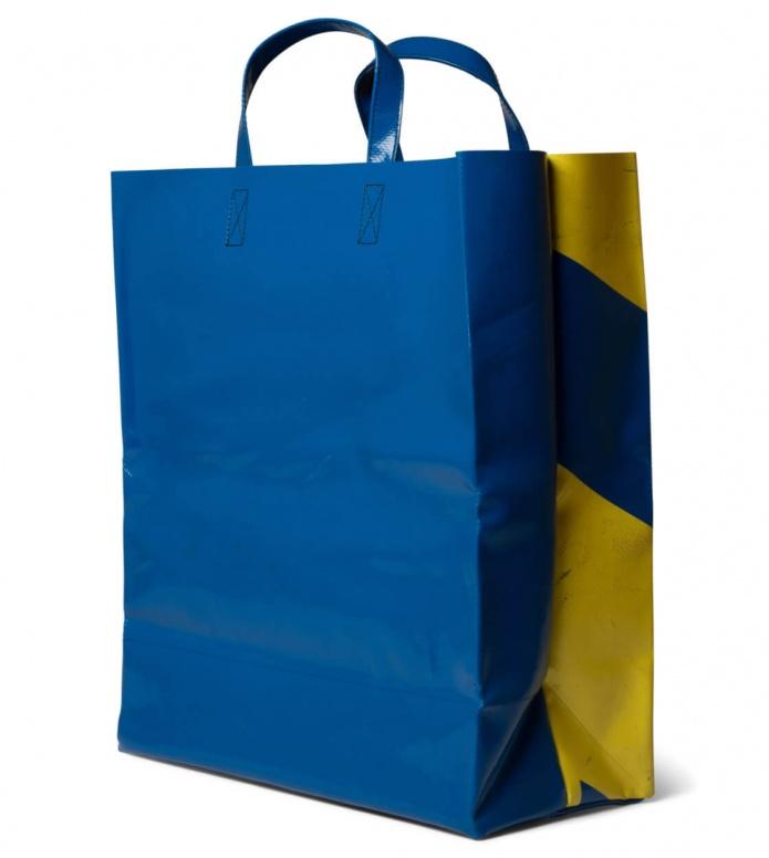 Freitag Freitag Bag Miami Vice blue/yellow