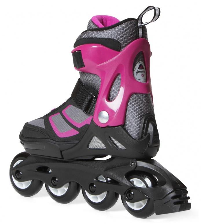 Rollerblade Rollerblade Kids Spitfire G black/pink