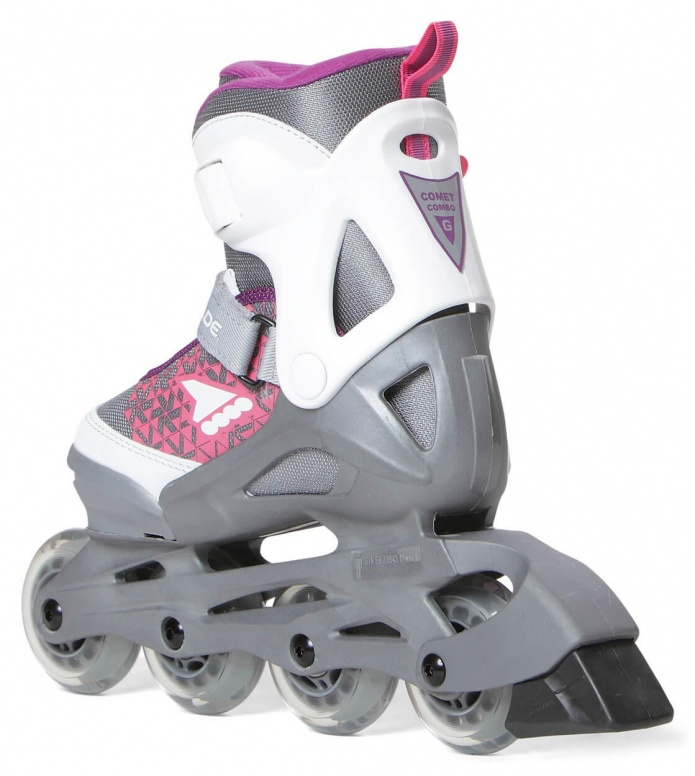 Rollerblade Rollerblade Kids Combo G white/purple