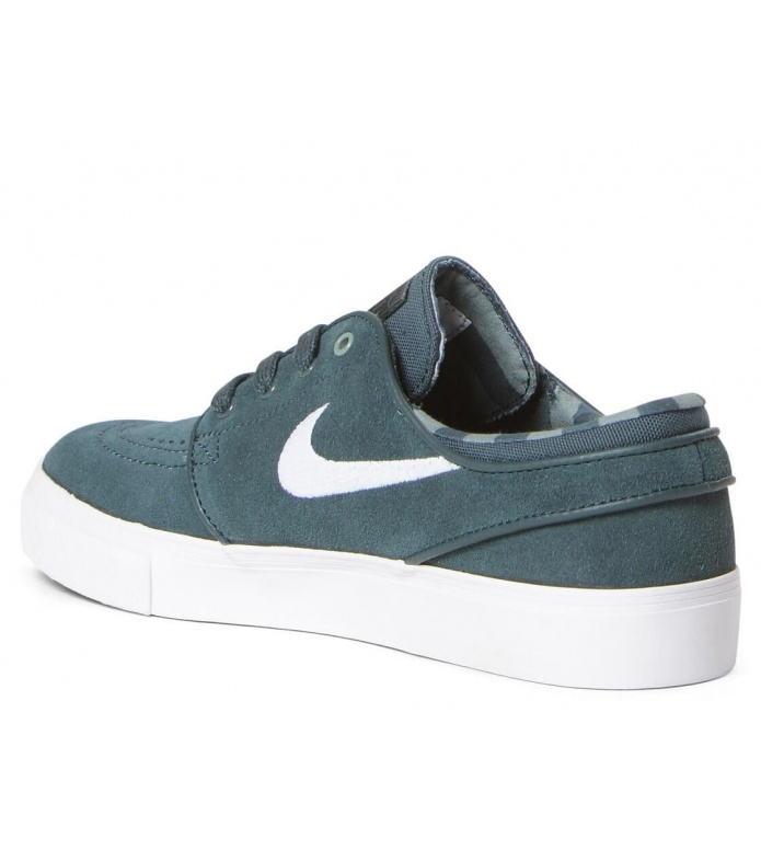 Nike SB Nike SB Zoom Janoski green deep jungle/white-clay green