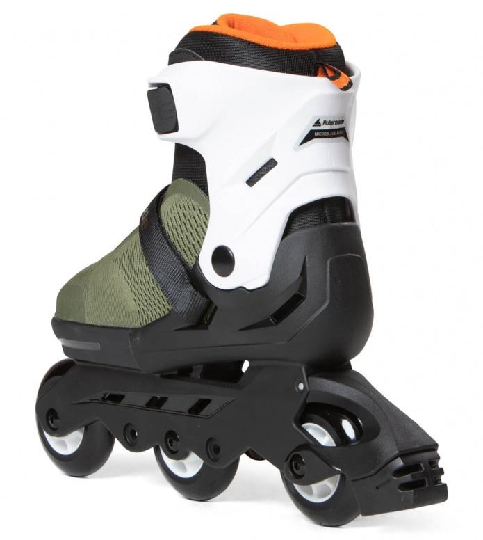 Rollerblade Rollerblade Kids Microblade 3WD black/green/orange