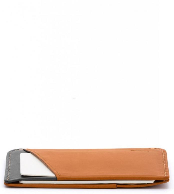 Bellroy Bellroy Wallet Micro Sleeve brown caramel