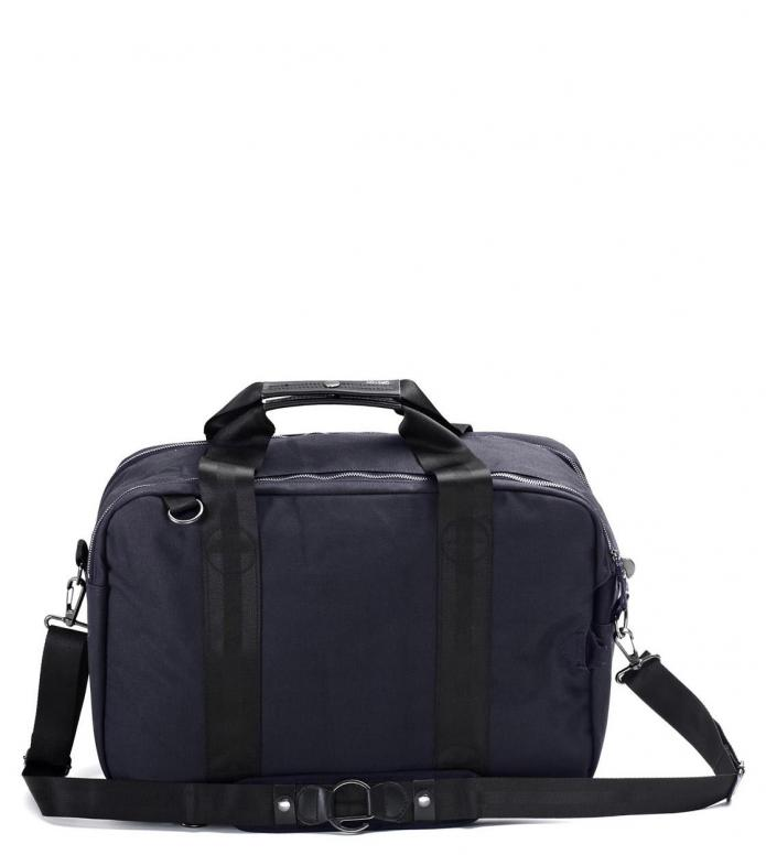 Qwstion Qwstion Bag Weekender organic midnight blue